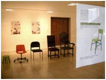 Danae_Mujeres sin cabeza, sillas de terciopelo y otros vestigios. Seminaris impartits per Elizabeth Ellsworth i l' artista visual Jaime Kruse a Madrid i Barcelona.