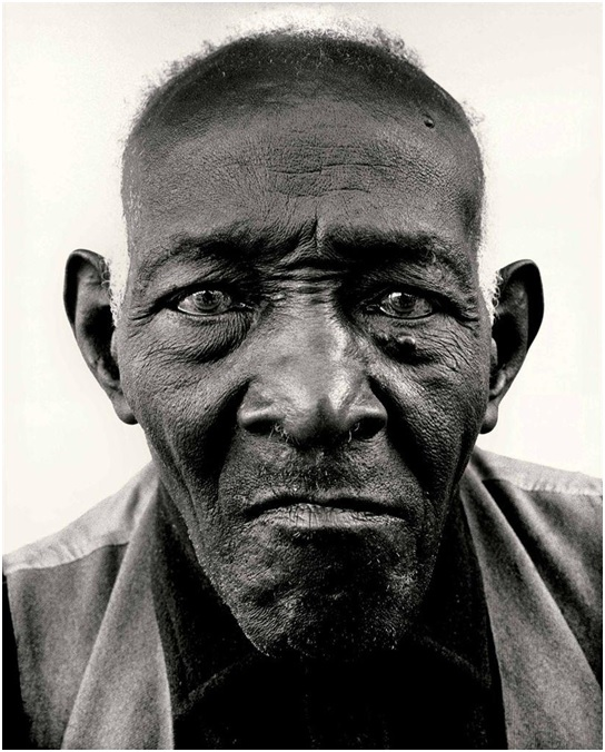Richard Avedon, 1963. William Casby, nascut esclau.